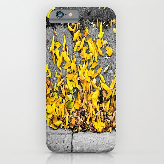 Guttered Fall iPhone & iPod Case