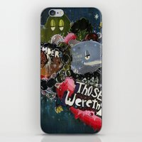 Those Were The Days iPhone & iPod Skin
