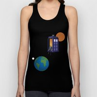A WhoView Unisex Tank Top