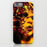 iPhone & iPod Case featuring Delirium by Nikki Singletary