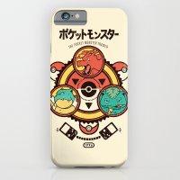 Pocket Monster Trainer iPhone 6 Slim Case