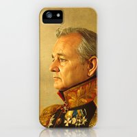 iPhone 5s & iPhone 5 Cases featuring Bill Murray - replaceface by replaceface