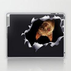 CRack in my heart 2: Mewo Laptop & iPad Skin