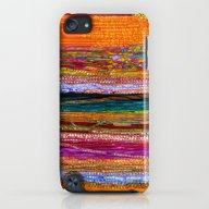 Indian Colors iPod touch Slim Case