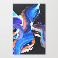 untitled / Canvas Print