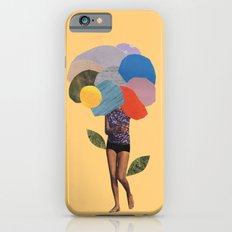 i dream of you amid the flowers iPhone 6s Slim Case