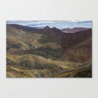 Morocco I Canvas Print