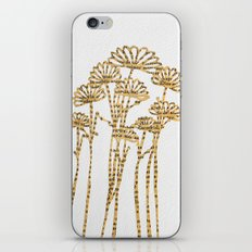 PAPERCUT FLOWER 2 iPhone & iPod Skin