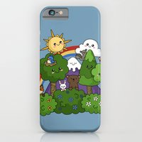 Wilderness Cuteness iPhone 6 Slim Case