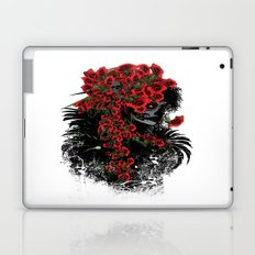 Rose Sugar Skull Girl 2 Laptop & iPad Skin