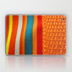 in woven color Laptop & iPad Skin