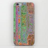 Brick Lane 3 B iPhone & iPod Skin
