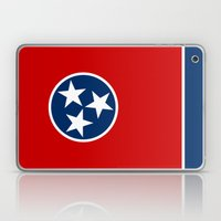 State flag of Tennessee, HQ image Laptop & iPad Skin