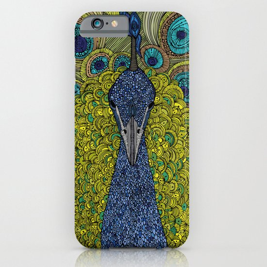 Mr. Pavo Real iPhone & iPod Case