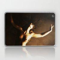 Dusk of Hallows Laptop & iPad Skin
