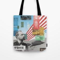 Cosmonostro: The Press Conference Tote Bag