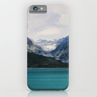 iPhone & iPod Case featuring Alaska Wilderness by Leah Flores