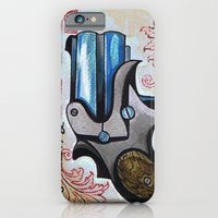 iPhone & iPod Case featuring Rule #2 the Double Tap  by Brian J Farrell