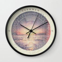 Wall Clock - Fernweh Vol 5 - HappyMelvin