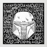 no disintegration  Canvas Print