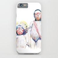 Maasai iPhone 6 Slim Case