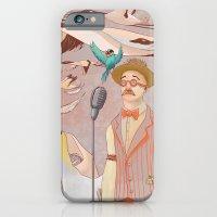 Aviator Night iPhone 6 Slim Case