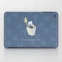 Never Delete iPad Case
