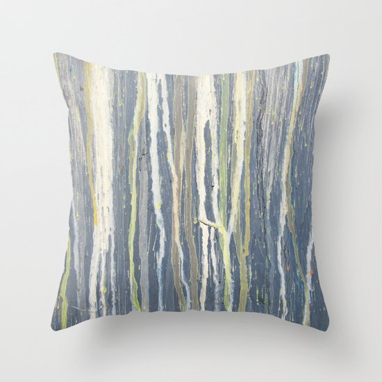 Abstract #1 Throw Pillow