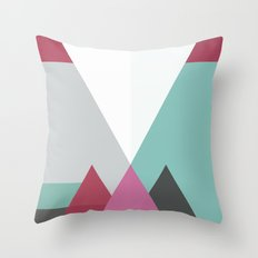 drei schatten Throw Pillow