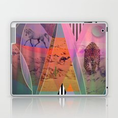 DISTORTED BOUNDARIES Laptop & iPad Skin