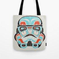Skull Warrior - Alliance Is Rebellion - Stormtrooper,  Tote Bag