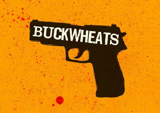 Buckwheats Art Print