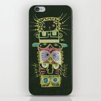 Gummy Totem iPhone & iPod Skin