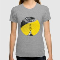 Love me two times (Rocking Love series) Womens Fitted Tee Tri-Grey SMALL