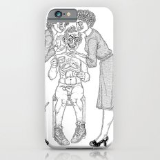 The Defamation of Normal Rockwell II (NSFW) iPhone 6s Slim Case