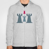 Your Middle Tower is under attack! Hoody