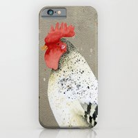 Rooster Wallace iPhone 6 Slim Case