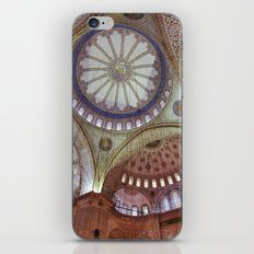The Blue Mosque iPhone & iPod Skin