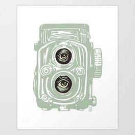 Art Print - Surreal Lens - Thomcat23