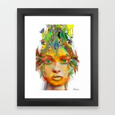 Ari Framed Art Print