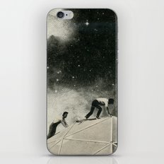 Space Station Maintenance iPhone & iPod Skin