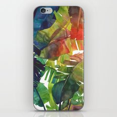 The Jungle vol 5 iPhone & iPod Skin