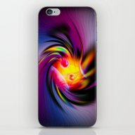 iPhone & iPod Skin featuring Abstract Perfection 52 by Walter Zettl