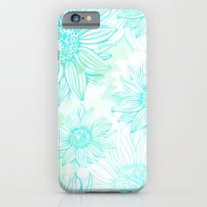 Flowery iPhone 6s Slim Case