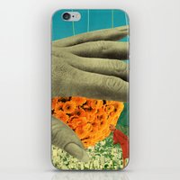 Wake Up And Smell The Fl… iPhone & iPod Skin