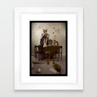 Beatrix' Revenge Framed Art Print