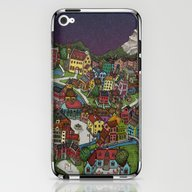 Village Full Color iPhone & iPod Skin