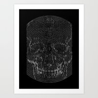 Infinite Inevitable Art Print
