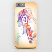 Let the Music Flow iPhone 6 Slim Case