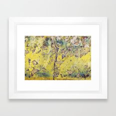 Grunge Abstract No.3 Framed Art Print